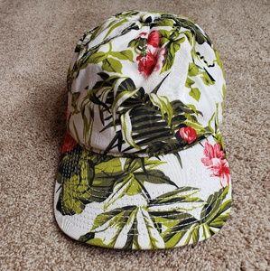 3/$20 Neff Aloha Snapback Tropical Hat